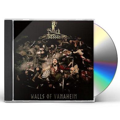 Black Messiah WALLS OF VANAHEIM CD