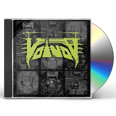 Voivod BUILD YOUR WEAPONS: VERY BEST OF NOISE YEARS 86-88 CD