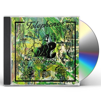 Telephones VIBE TELEMETRY CD