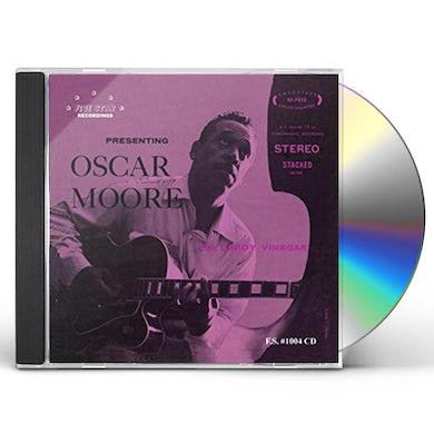 Oscar Moore FEAT LEROY VINEGAR CD