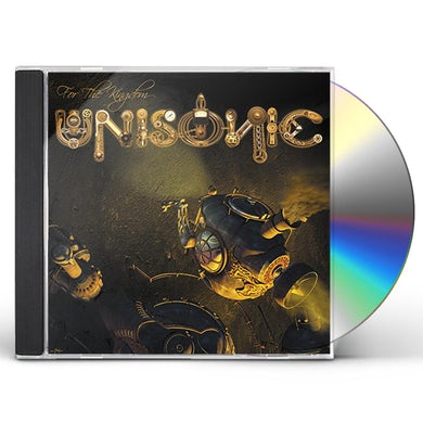 Unisonic FOR THE KINGDOM EP CD