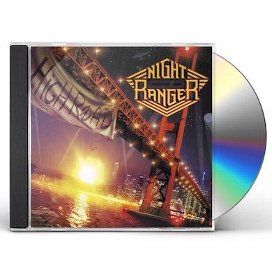 Night Ranger HIGH ROAD: SHM DELUXE EDITION CD