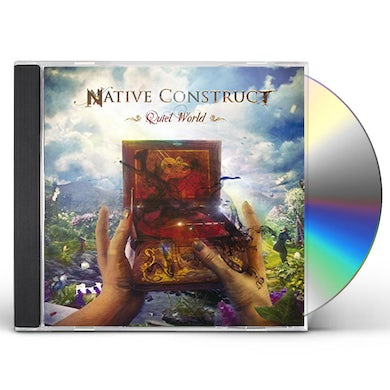 Native Construct QUIET WORLD CD