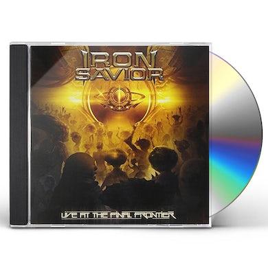 Iron Savior LIVE AT THE FINAL FRONTIER CD