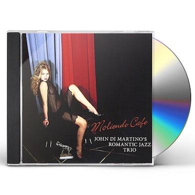 Romantic Jazz Trio MOLIENDO CAFE CD