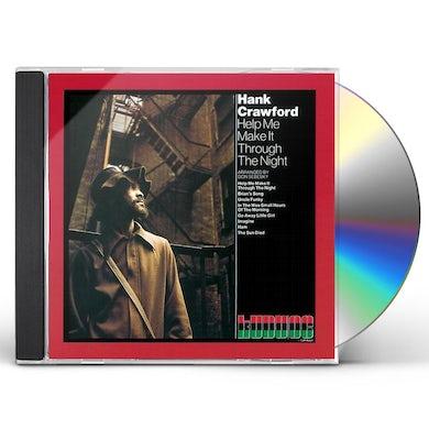Hank Crawford HELP ME MAKE IT THROUGH THE NIGHT CD