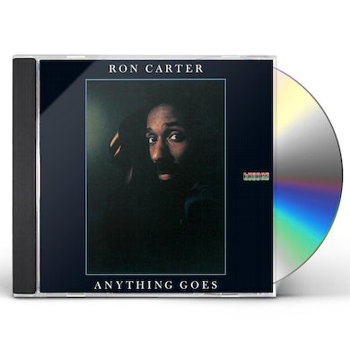 Ron Carter ANYTHING GOES CD