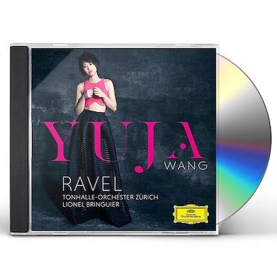 Yuja Wang RAVEL: PIANO CONCERTO CD