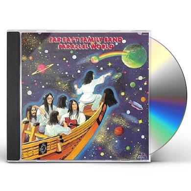 Far East Family Band TAGEN UCHUU HE NO TABI CD