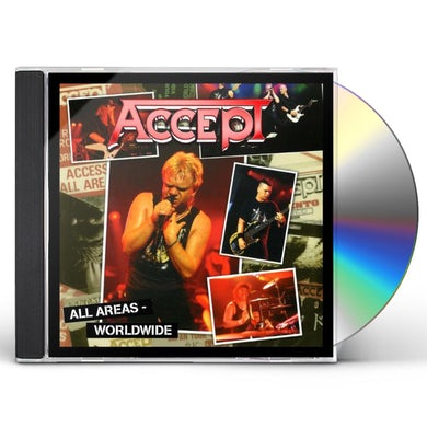 Accept ALL AREAS - WORLDWIDE CD