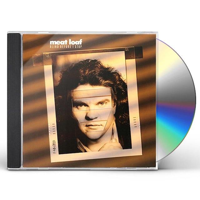 Meat Loaf BLIND BEFORE I STOP CD