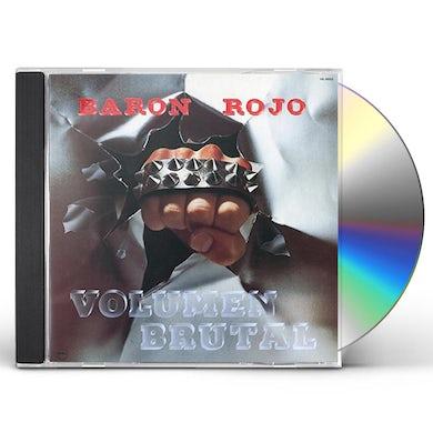 VOLUMEN BRUTAL CD