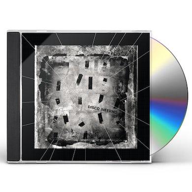 Disco Inferno IN DEBT CD