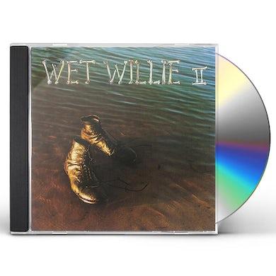 WET WILLIE / WET WILLIE II CD