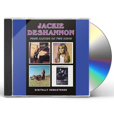Jackie Deshannon LAUREL CANYON / PUT A LITTLE LOVE / TO BE / SONGS CD