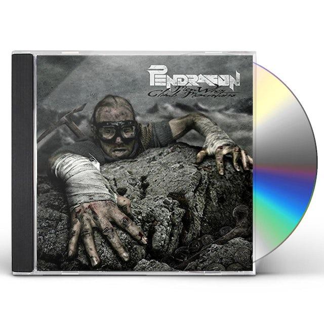 Pendragon MEN WHO CLIMB MOUNTAINS CD