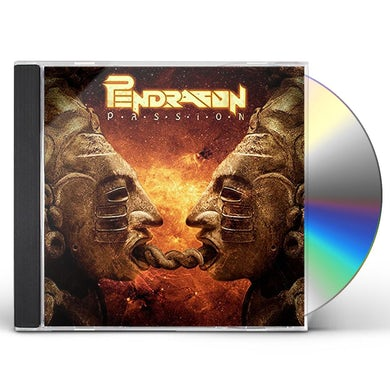 Pendragon PASSION CD