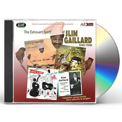 Slim Gaillard VOUT ORENEE MAN / OPERA IN VOUT CD