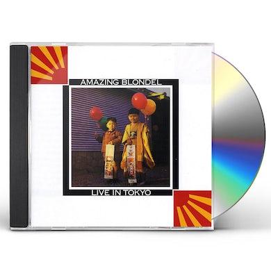 Amazing Blondel LIVE IN TOKYO CD