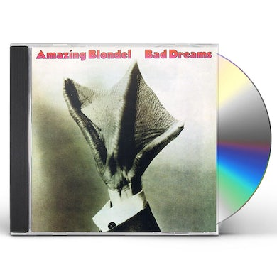 Amazing Blondel BAD DREAMS CD
