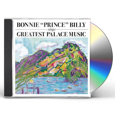 Bonnie Prince Billy GREATEST PALACE MUSIC CD