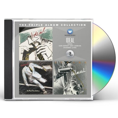 Ideal TRIPLE ALBUM COLLECTION CD