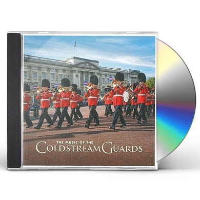 MUSIC OF THE COLDSTREAM GUARDS CD