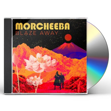 Morcheeba BLAZE AWAY CD