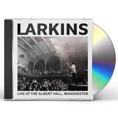 Larkins LIVE AT THE ALBERT HALL MANCHESTER CD