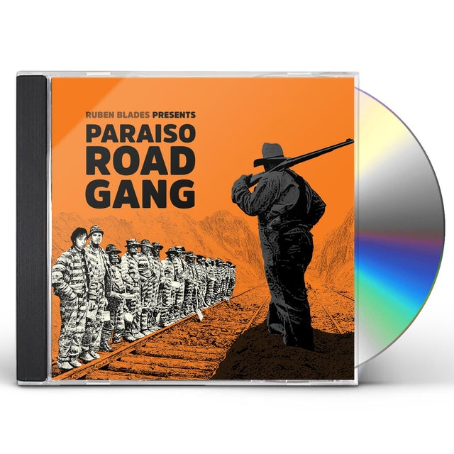 Ruben Blades PARAISO ROAD GANG CD