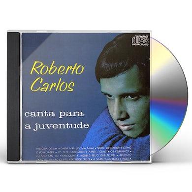 Roberto Carlos CANTA PARA JUVENTUDE CD