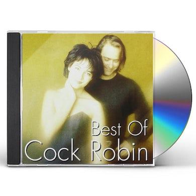 COCK ROBIN BEST OF CD