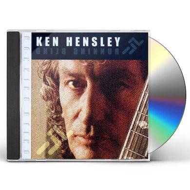 Ken Hensley RUNNING BLIND CD