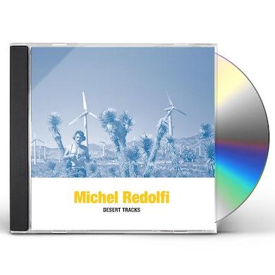 Michel Redolfi DESERT TRACKS CD
