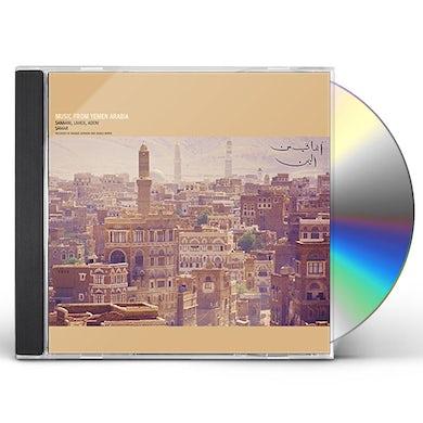 Ragnar Johnson / Jessica Mayer MUSIC FROM YEMEN ARABIA CD