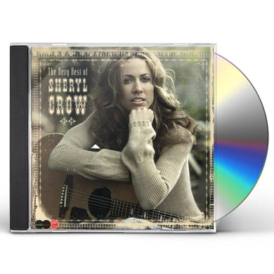Sheryl Crow VERY BEST OF / LIVE IN CENTRAL PARK CD