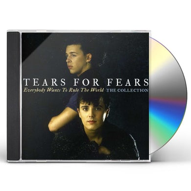 Tears For Fears EVERYBODY WANTS TO RULE THE WORLD: THE COLLECTION CD