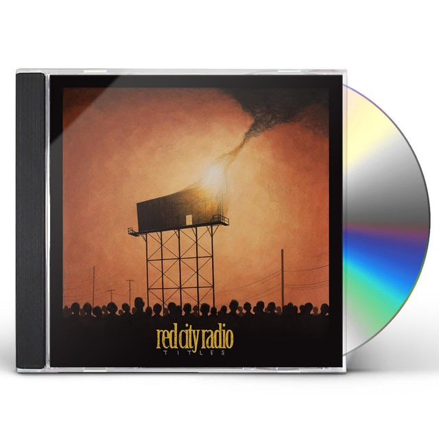 Red City Radio CD