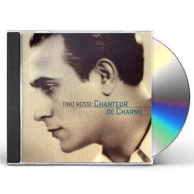 Tino Rossi CHANTEUR DE CHARME CD