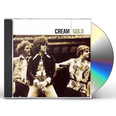 Cream GOLD CD