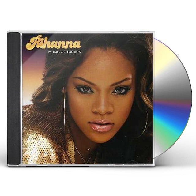 Rihanna MUSIC OF THE SUN (+1 BON CD