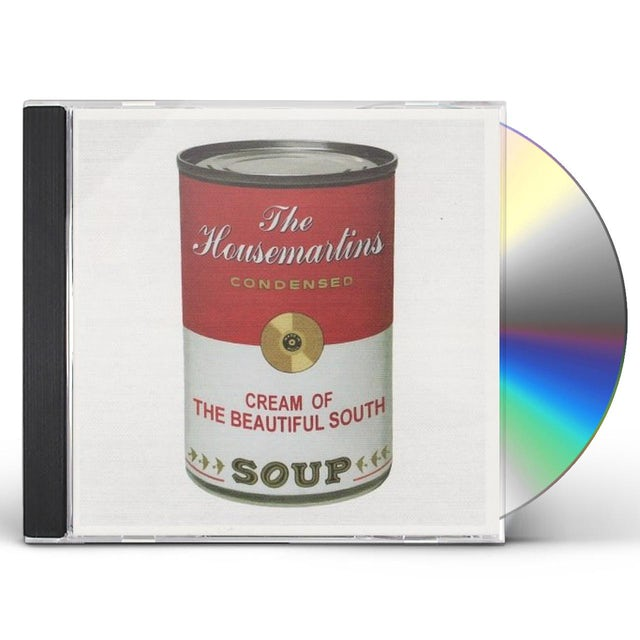 Beautiful South SOUP: BEST OF CD