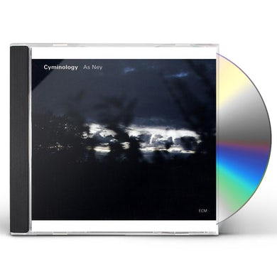 Cyminology AS NEY CD