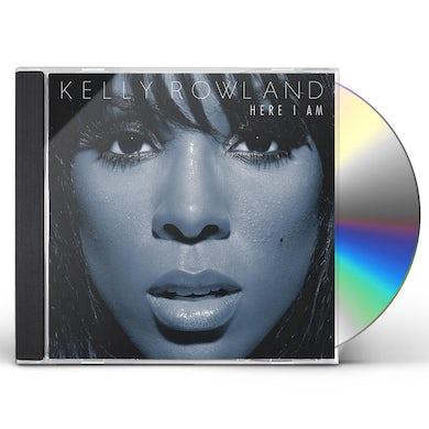 Kelly Rowland HERE I AM CD