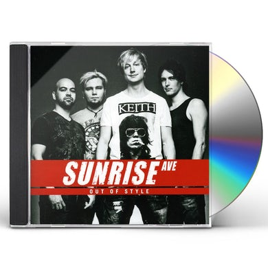 Sunrise Avenue OUT OF STYLE CD