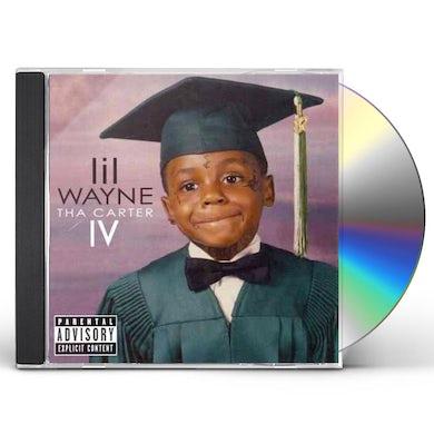 Lil Wayne THA CARTER IV CD