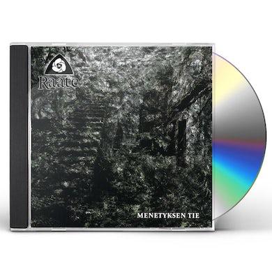 Raate MENETYKSEN CD