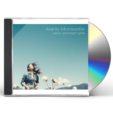 Alanis Morissette HAVOC & BRIGHT LIGHTS CD