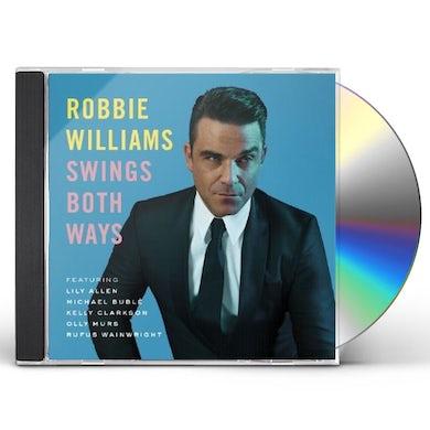 Robbie Williams SWINGS BOTH WAYS CD