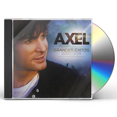 Axel GRANDES EXITOS 2005/2011 CD